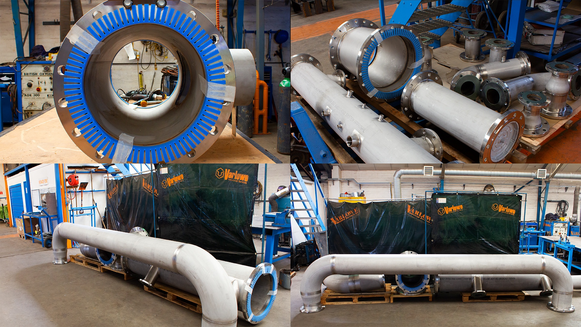Pipework Fabrications